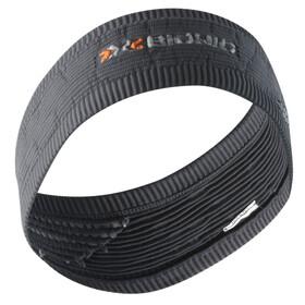 X-Bionic Headband Unisex Size 1 Light Charcoal/Pearl Grey